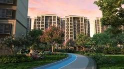 香溪名旭在售洋房高层低密住宅社区自建幼儿园