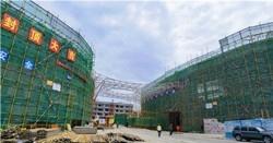 山大实验学校预计8月完工,可容纳学生4140名