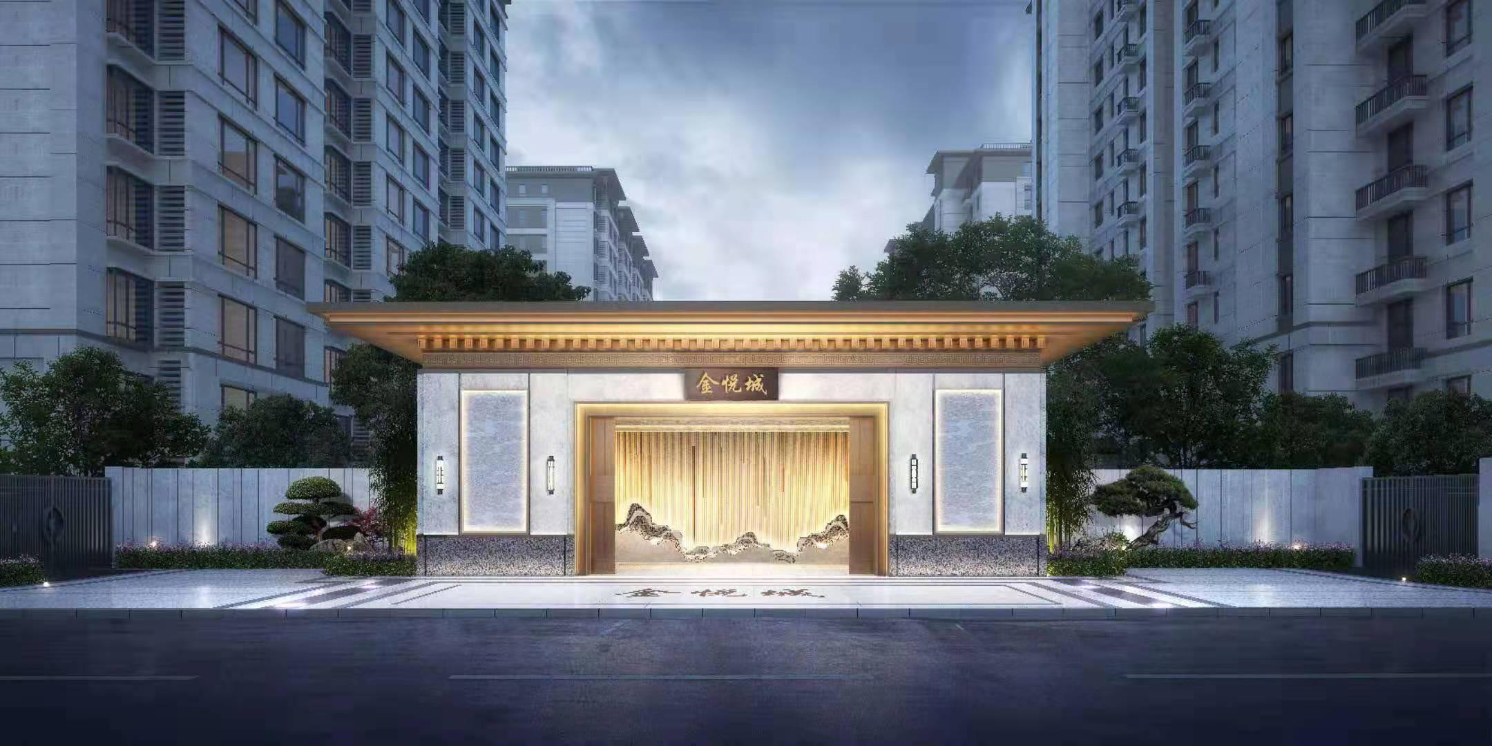 金悦城近学校周边教育配套优质纯洋房住宅高品质