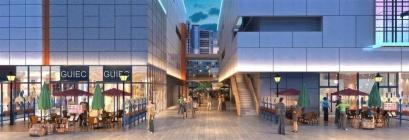 金地宝嘉厦一城星光天地商业示范区开放在即