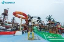 杭州湾融创文旅城水世界即将开放!园内实景抢先看!