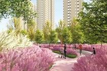禹洲城上城园林景观规划怎么样