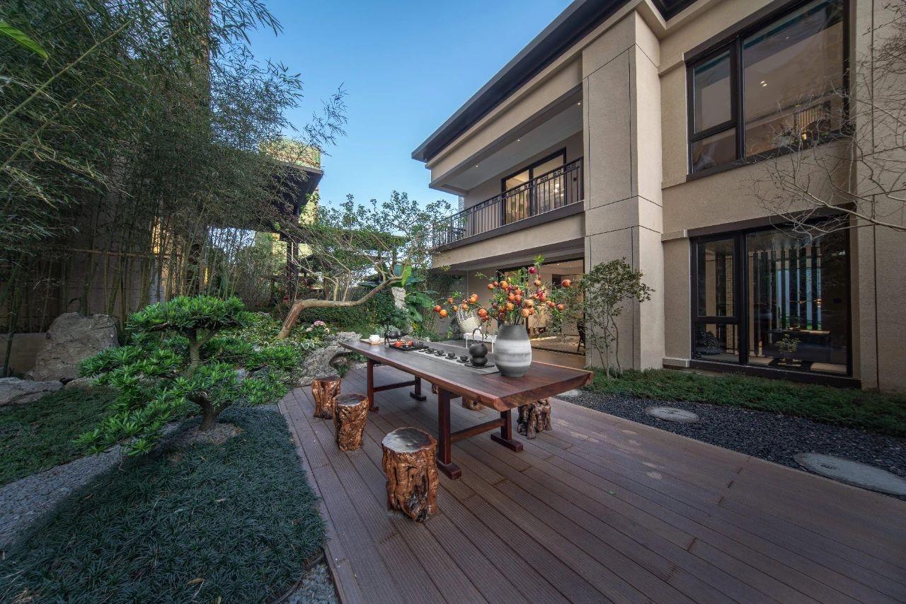 建发和著阔境叠院打造4重拼叠,进阶全能奢享人居