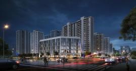 绿地新里地处海东核芯 低密品质住宅在售中