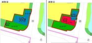 慈溪中心城区部分区域地块调整方案公示!