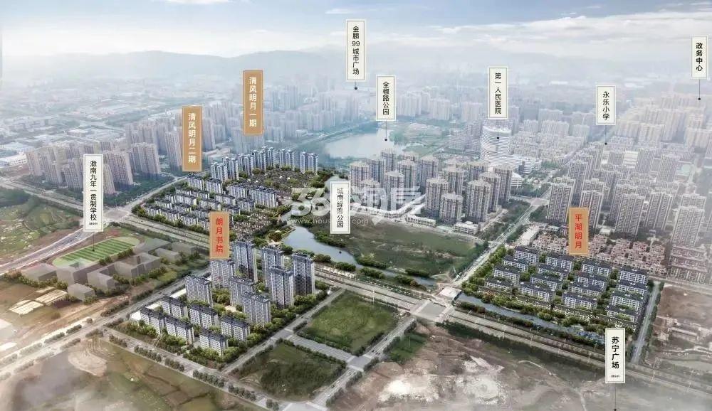 滁州改善楼盘有哪些?滁州楼市在售改善楼盘有什么特点?