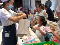 """这个六月有点""""甜""""!雁城大院蛋糕DIY亲子活动成功举办"""