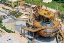 扬州华侨城梦幻之城,预计6月23日开园。