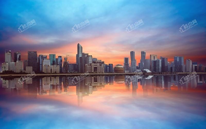 广州东部CBD即将扩容!增城未来5年大焕新!