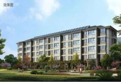 扬州低密度电梯花园洋房,总价只需60万起!