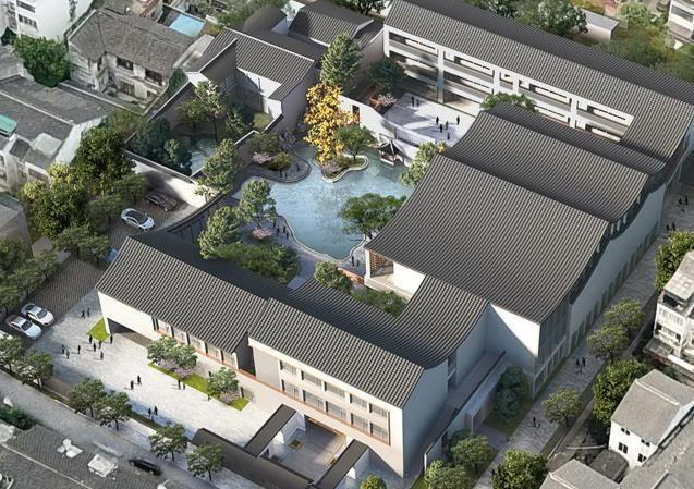 苏州市景范中学校花驳岸校区综合改造项目规划批前公示