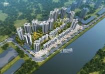 阳光置业苍溪首个项目阳光十里江湾,效果图曝光!设计方案正在公示中!