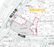 土拍快报:招银物业以33350万元夺得武昌区P(2021)057地块,楼面地价9588.84元/㎡