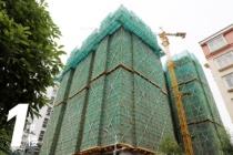 益府中央公园   南北朝向户型,6月的建设情况来了!