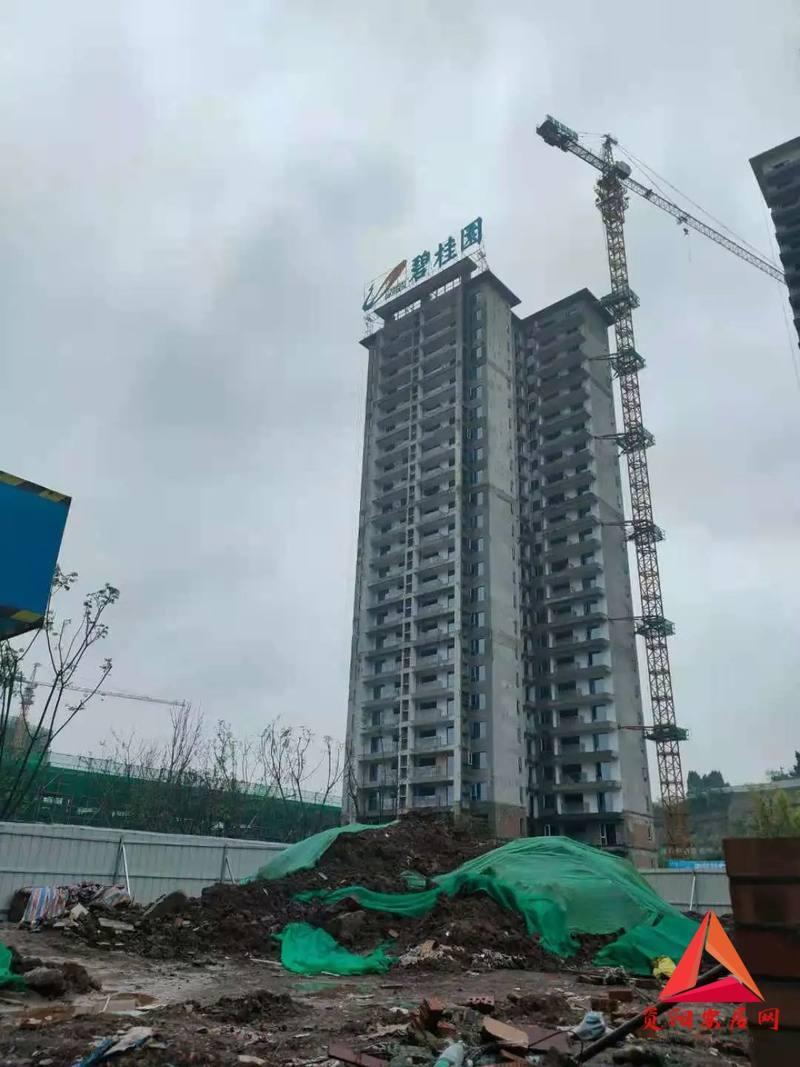 碧桂园成都资阳片区6月工程进度播报