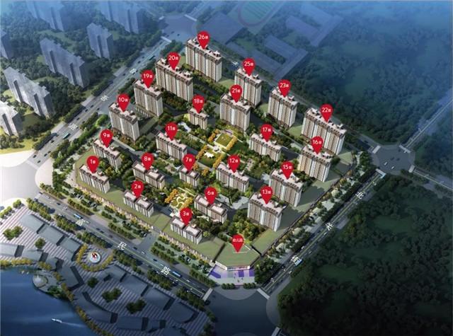 华信越绣水岸为居住开启新时代 与城市共鉴未来