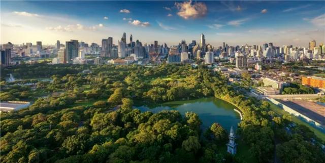 """生活在濮阳,听说""""公园""""地产,已经成为人居中的奢侈品?"""