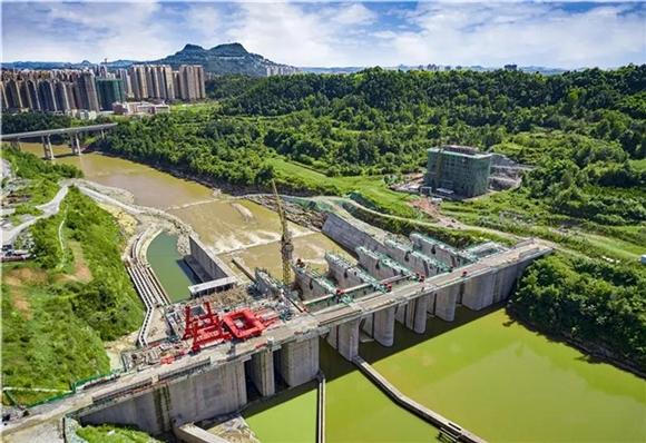 黃石盤水庫預計今年底全(quan)面竣工