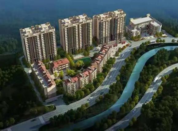 巴州區天星路安置還房建(jian)設項目調整(zheng)設計方案規劃(hua)公示