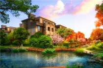 世界大同的理想生活,是住在花园洋房里