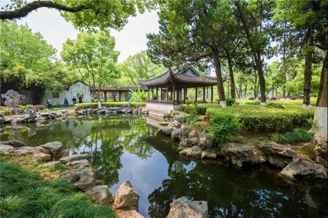 【豫(yu)園合府(fu)】讓歸家成為穿越花園的(de)旅行(xing)
