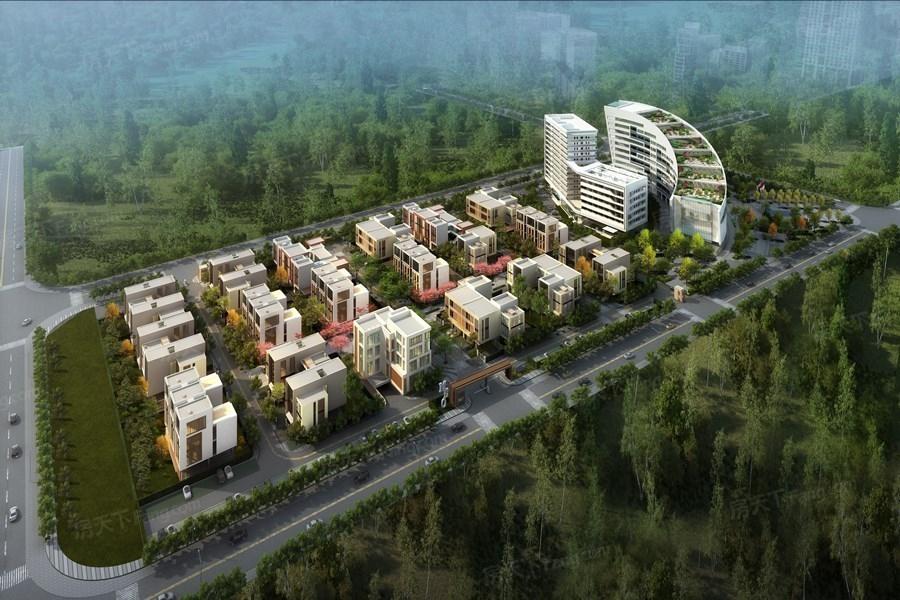 武汉市昌廷房地产开发有限公司商业项目(空港中心三期)规划方案
