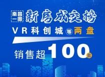 南昌一周新房成交|VR科創城等兩盤銷售超100套