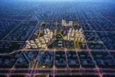 中建蔚蓝之城   历城低密度高品质小区