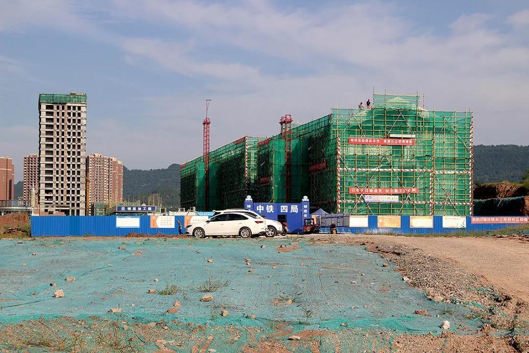 集聚10萬人以上,高鐵(tie)新城將在巴中崛起(qi)……