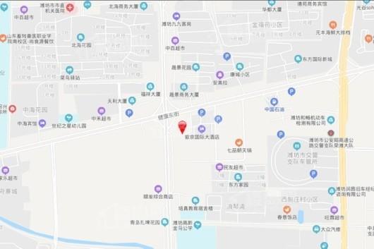 枫丹兰亭荟交通图