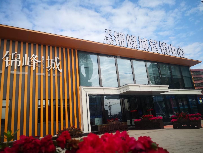 天元锦峰城实景图