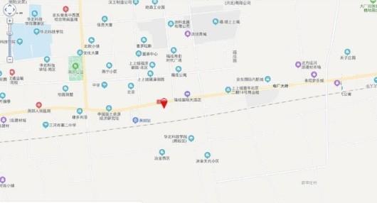 福成东尚雅苑交通图