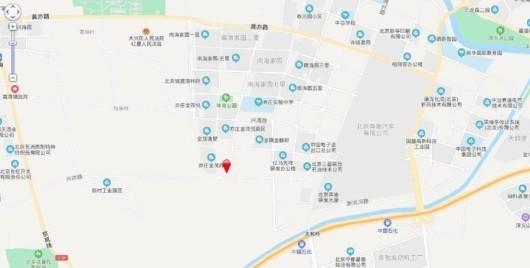 中旅·亦府交通图