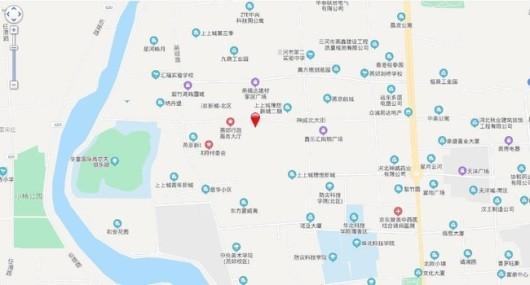 福成·理想汇交通图