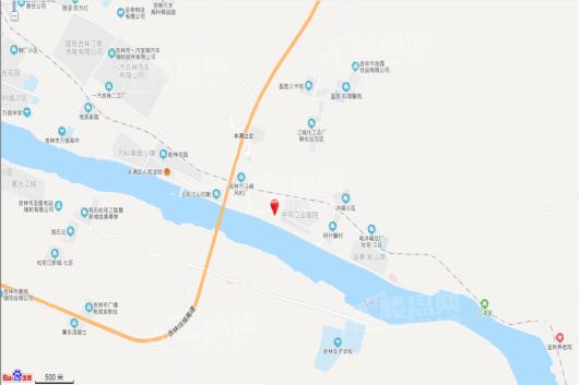 金澜·丽江府交通图