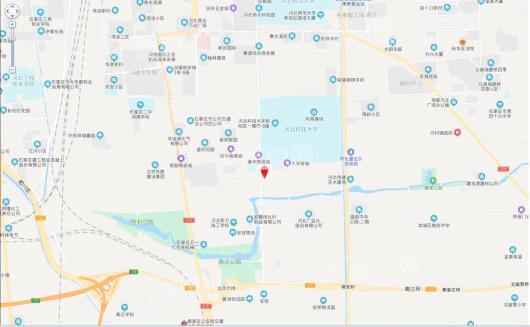同福城交通图