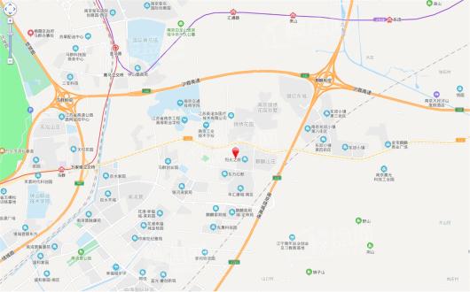 紫麒府交通图