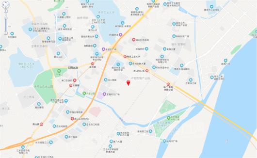 正荣润棠府交通图