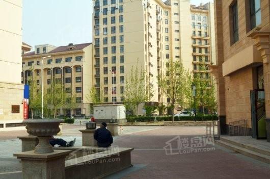 恒华·安纳广场实景图