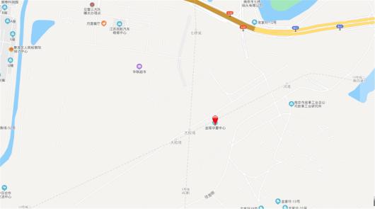 文渊府交通图