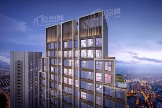 滨江樾城(公寓)效果图