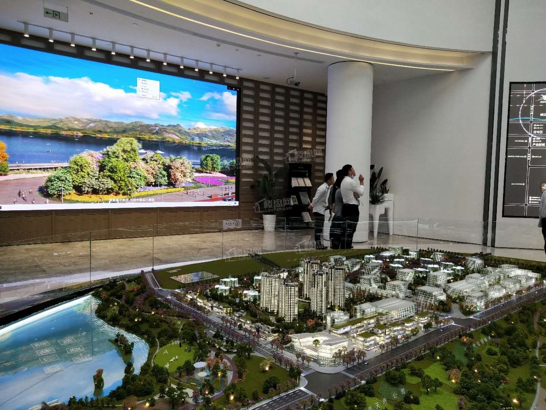 川港合作示范园实景图