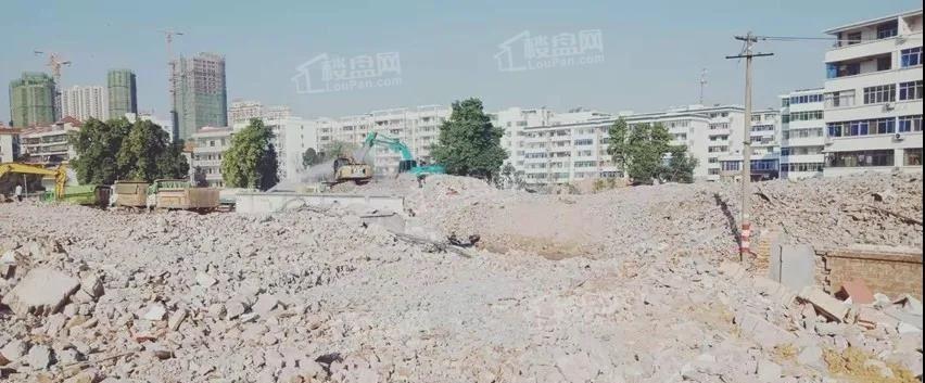 中海城南壹号实景图