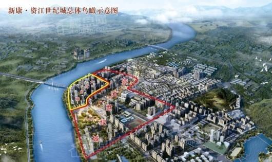 新康·资江世纪城·和平苑