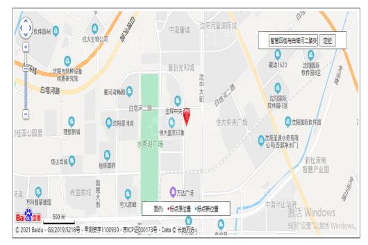 龙湖云峰原著交通图