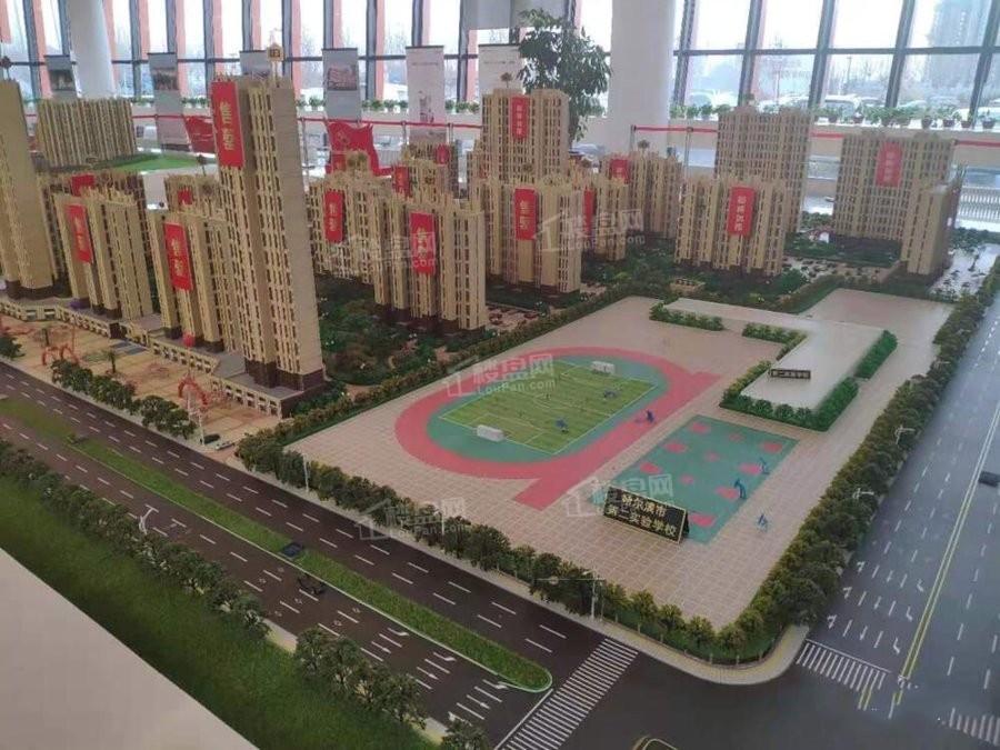 華南城·紫荊雅院實景圖