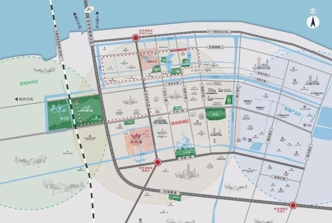 海泉湾位置图