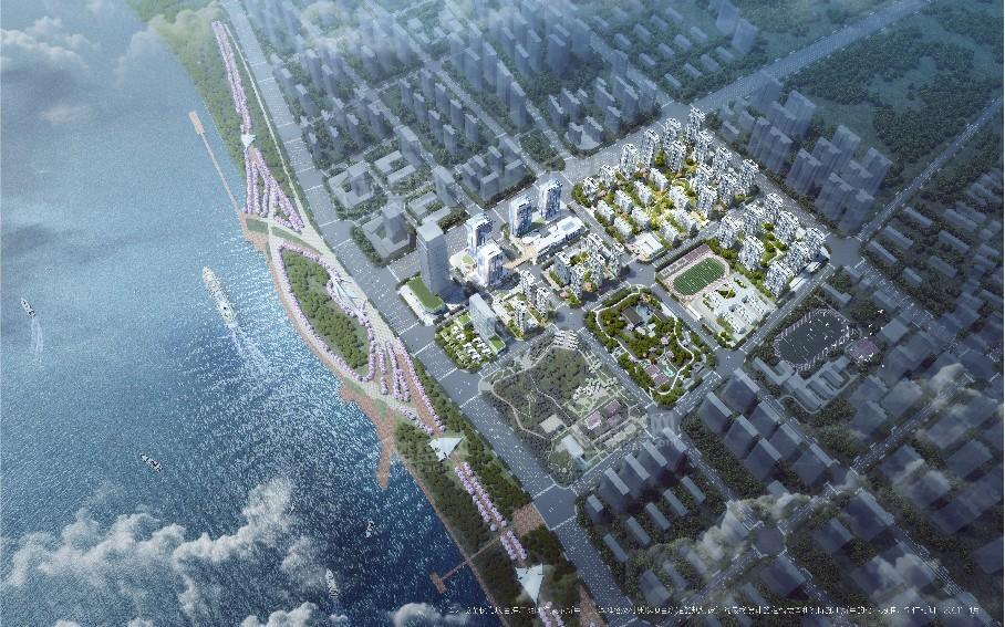 中海·都汇滨江效果图