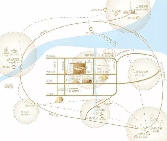 碧桂园·都荟名邸位置图