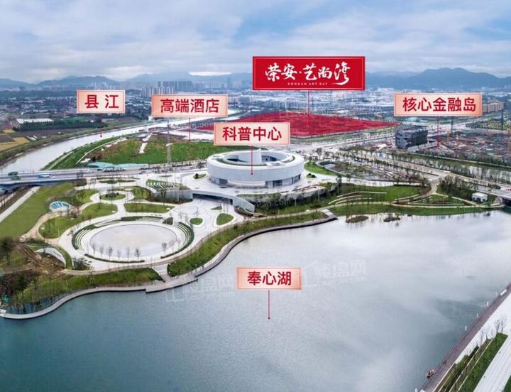 荣安艺尚湾实景图